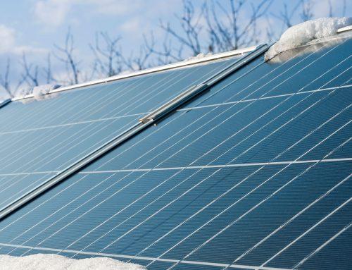 Ist Ihre Solaranlage frostsicher?