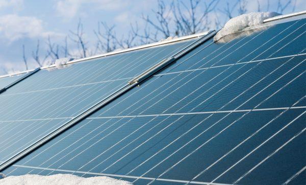 Solaranlage Frostschutz